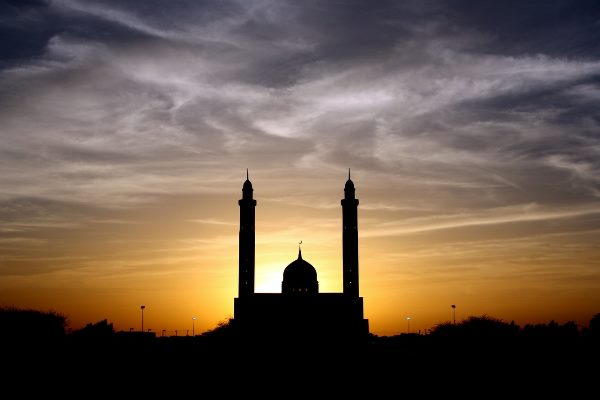 0908 ilustrasi masjid