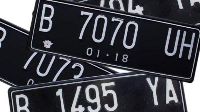 1408 pelat nomor